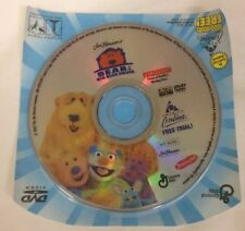 NEW Jim Henson's Bear in the Big Blue House DVD 2 Episodes Stocking Stuffer