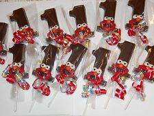 12 Sesame Street Elmo 1st Birthday Kids Party Favors Treat Bags Gifts