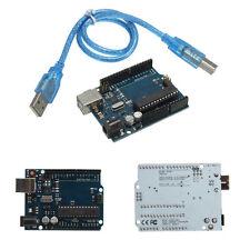 UNO R3 Rev3 328 Development Board ATMEGA328P With Free USB Cable For Arduino