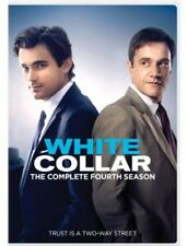 White Collar: The Complete Fourth Season [4 Discs] (2013, REGION 1 DVD New) WS