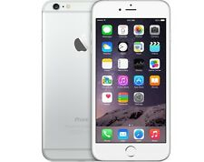 Apple iPhone 6 Plus 64GB Silver Factory Unlocked SIM FREE Good   Smartphone