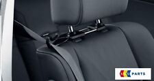 BMW GENUINE 1 3 5 7 X3 X5 SERIE HEADREST SEAT BELT HOLDER SET LEFT+RIGHT 2208036