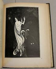 AUDREY BEARDSLEY SOUS LA COLLINE 1908 Floury 13 Pl. Première édition française