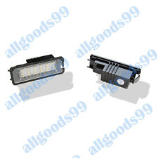 VW Golf EOS Passat CC 18xSMD License Number Plate LED Light Upgrade/Replacement