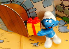 Schtroumpf cadeau surprise mac donald Smurf  puffi pitufo puffo mac do macdo TR