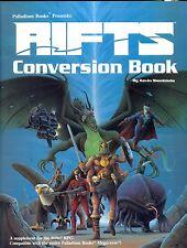 JDR  RPG JEU DE ROLE / PALLADIUM RIFTS CONVERSION BOOK