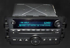 Impala Monte Carlo 2007 - 2008 AM FM CD MP3 Radio w Aux Port iPod mp3 UNLOCKED