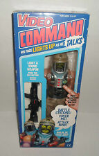 1992 Toy Island Video Command Talking Face-Changing Action Figure (Max) Boxed!
