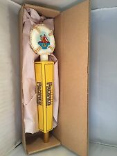 Pacifico Cerveza,  Nautical Life Preserver Beer Tap handle, New in Box