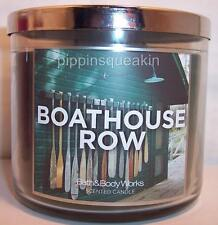 Bath and Body Works 3-wick 14.5 oz Candle Boathouse Row