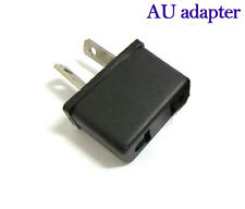1x US/USA/EU/Europe to AU Universal Converter Power Wall Plug Travel Adapter