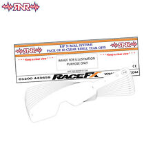 Rip N Roll Motocross Enduro Lunette De Protection Scott Voltage Tear Offs X