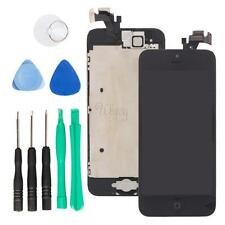 LCD Display Touch Digitizer Screen w/Button for iPhone 5 Black Model A1429 A1428
