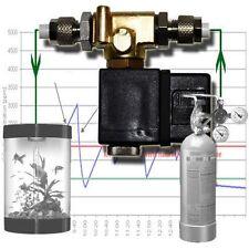 ELECTROVALVE ELECTROVANNE CO2 CONTROLEUR AQUARIUM UNITE ABAISSEMENT NOCTURE MV1