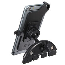 In Car CD Slot Mobile Holder Stand Mount Cradle for Apple iPhone 6S/6 Plus  5.5""
