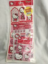 Hello Kitty Stickers scrapbook Sanrio