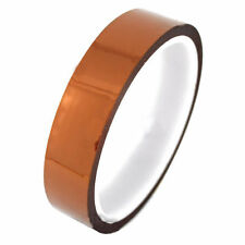 20mm x 33M Kapton Tape High Temperature Heat Resistant Polyimide