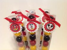Disney Mickey Mouse - Birthday Party Favor- Gumball Candy