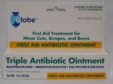 First Aid Triple Antibiotic Ointment 1oz Tube -FREE WORLDWIDE SHIPPING-