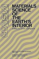 Materials Science of the Earth's Interior (Materials Science of Minera-ExLibrary