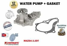 FOR MAZDA 2.2DT 2008-- NEW COOLING WATER PUMP + GASKET KIT N3H1-15-100B  -100A
