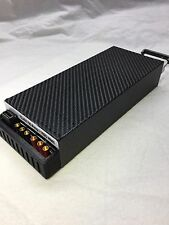 iCharger 12.4 Volt/85AMP/1025W RC Power Supply  W/ USB port !!! Carbon Wrapped!!
