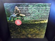 Janne Schaffer Katharsis LP Columbia 1977 EX in shrink hype sticker