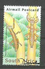 Südafrika - Internationaler Kongress für Insektenkunde 2011 gestempelt Mi. 1787