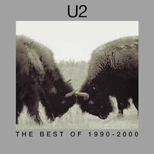 The Best of 1990-2000 by U2 (CD)