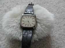 Vintage Swiss Made Bulova Wind Up Ladies Watch - Problem