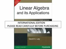Linear Algebra and Its Applications, 3rd ed. by David C. Lay