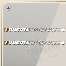 PEGATINA DUCATI PERFORMANCE MOTORBIKE VINYL STICKER DECAL AUFKLEBER AUTOCOLLANT