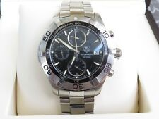 Authentic Tag Heuer Aquaracer Chronograph Automatic 200M Men's Watch CAF2110