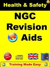 MEGA TRAINING NGC Study Package UK Health and Safety Revision Aid 2014