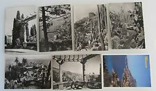 7x MONACO Postkarten Lot alte & neue Ansichtskarten ungelaufen ca. ab/nach 1950