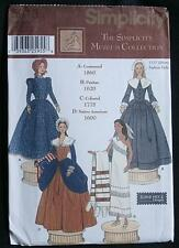 "Simplicity Pattern 5913 11-1/2"" Wardrobe for Barbie ~ UNCUT Museum Collection"