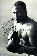 Joe Frazier ++Autogramm++ ++Box Weltmeister++