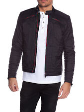 DIESEL J-ATTALOS BLACK JACKET SIZE L 100% AUTHENTIC