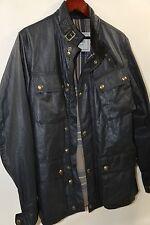 Belstaff Roadmaster Waxed Cotton Field Jacket Size 46-36