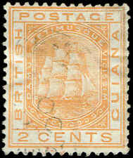 Scott # 108 - 1882 - ' Seal of the Colony '