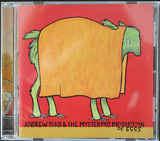 ANDREW BIRD AND THE MYSTERIOUS PRODUCTION OF EGGS   CD