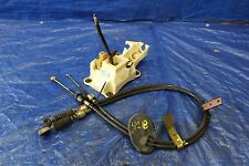 2002 02 ACURA RSX-S OEM FACTORY 6 SPEED SHIFTER BOX & CABLES DC5 PRB K20A2 #4218