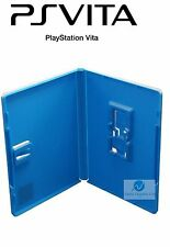2 PlayStation PS Vita Video Game Case High Quality New Replacement Cover Amaray
