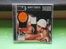 Ali ‎– Heavy Starch - Hip Hop - US 2002