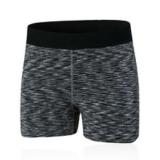 Slim Tight Women Sport Short Pants Workout Training Shorts Girl Gym Running Pant