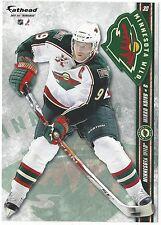 MIKKO KOIVU FATHEAD TRADEABLES MINNESOTA WILD REMOVABLE STICKER NHL 2012 #30