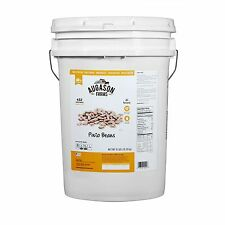 Augason Farms Pinto Beans - 41 lb Bucket - Emergency Survival Food Storage