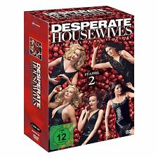 Desperate Housewives - 2. Staffel  / 7-DVD Box / DVD