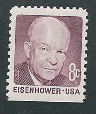 Scott #1395...8 Cent... .Eisenhower....50 Stamps