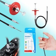 Red JJC 40cm Threaded Cable Release Remote Mechanical Shutter Lock Bulb Exposure